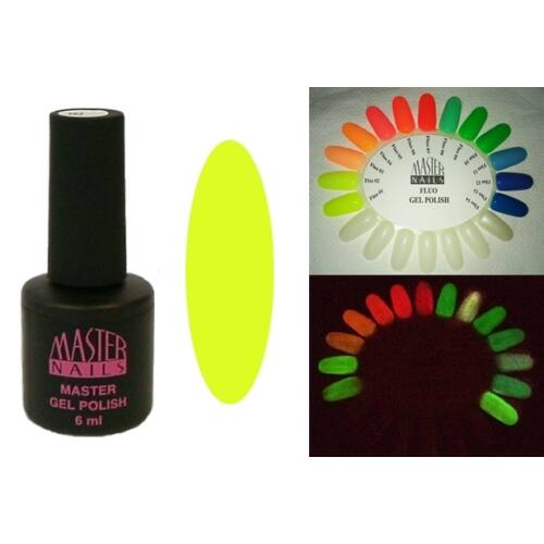 MN 6 ml Gel Polish: Fluo - 01