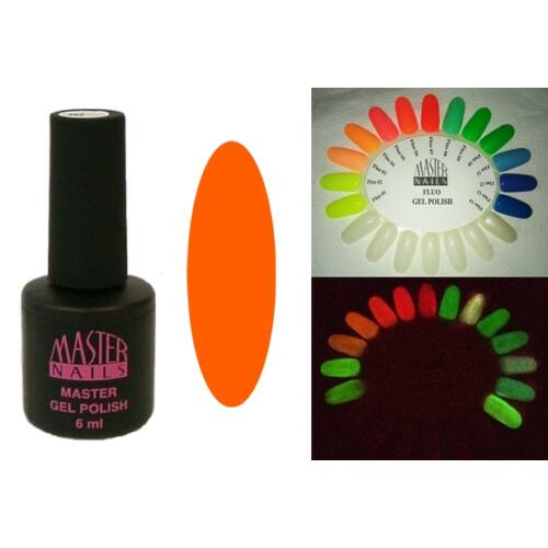MN 6 ml Gel Polish: Fluo - 06