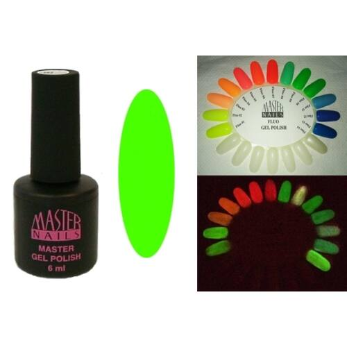 MN 6 ml Gel Polish: Fluo - 09