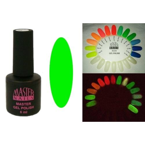 MN 6 ml Gel Polish: Fluo - 10