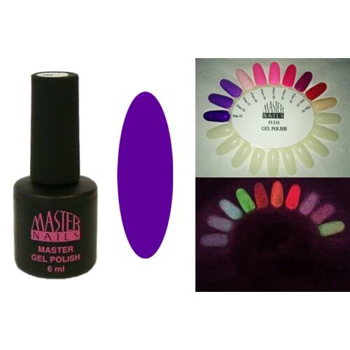 MN 6 ml Gel Polish: Fluo - 15