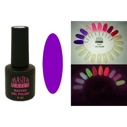 MN 6 ml Gel Polish: Fluo - 16