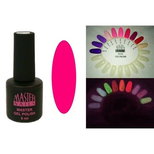 MN 6 ml Gel Polish: Fluo - 21
