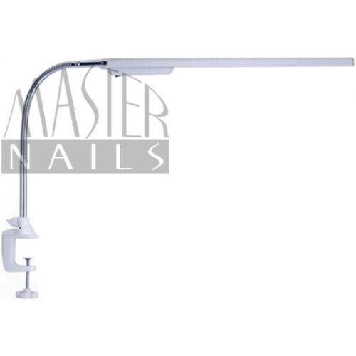 Műkörmös Asztali Lámpa / Fénycsöves / asztallapra erősíthető