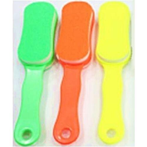 Pedi sarok reszelő Neon Narancs / 1 db