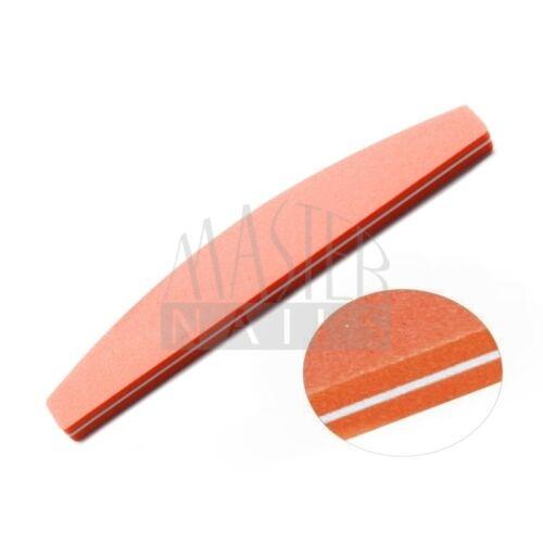 Polírozó homokolt / narancs íves 100/180