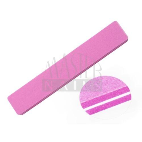 Polírozó homokolt / pink széles 100/180
