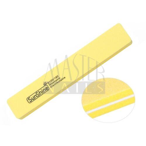 Polírozó homokolt / sárga széles 100/180