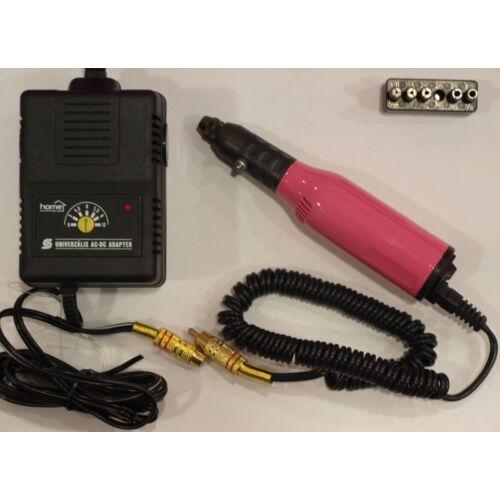 Csiszológép PR Pink + Adapter