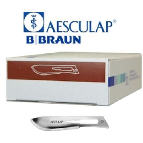 Szike eldobható steril B Braun 10-es méret 100db