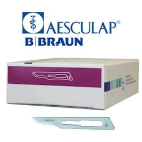 Szike eldobható steril B Braun 15-ös méret 100db