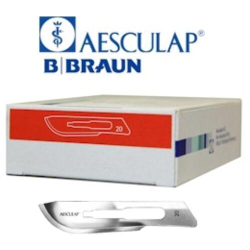 Szike eldobható steril B Braun 20-as méret 100db