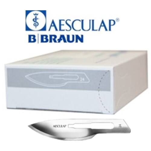Szike eldobható steril B Braun 24-es méret 100db
