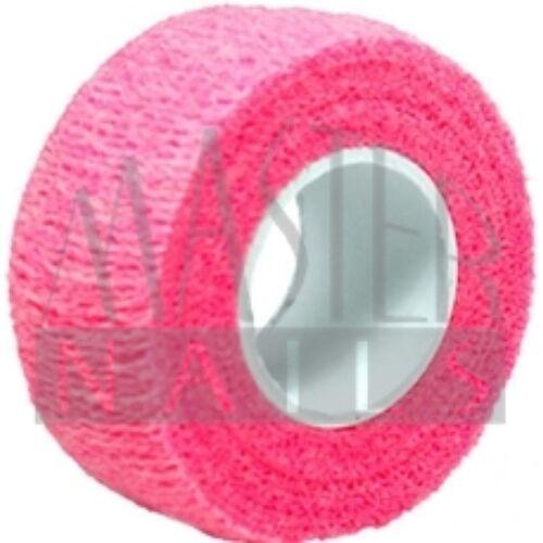 Ujjvédő szalag pink