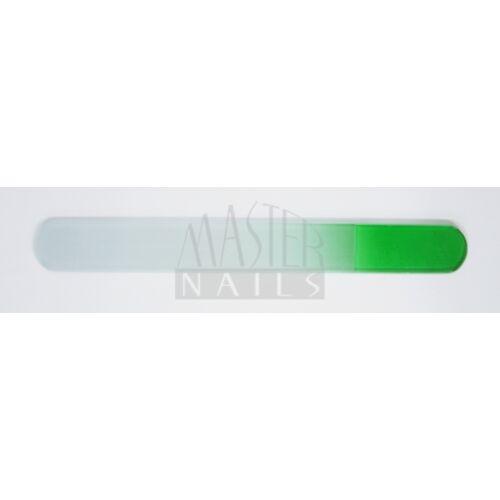 Üveg reszelő Bohemian zöld