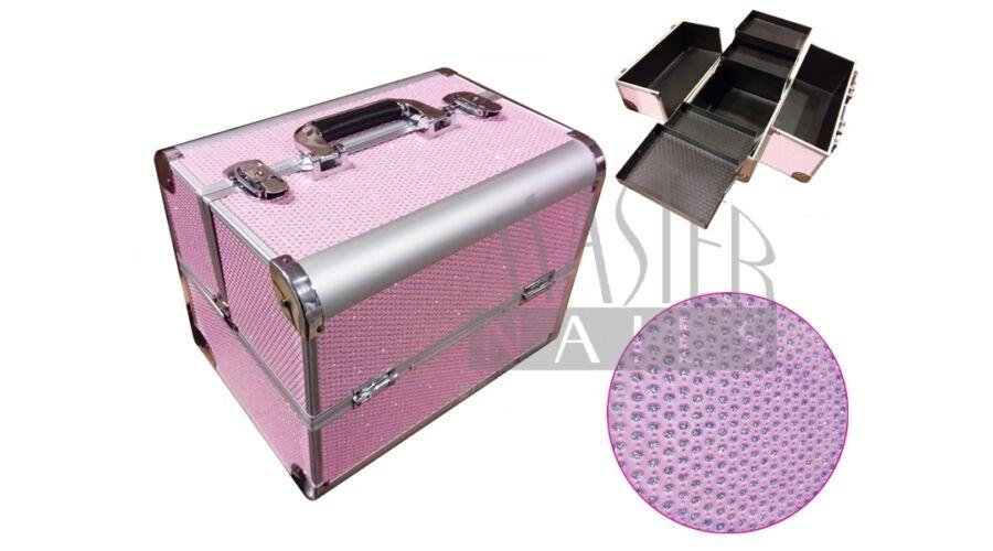 ed7336163c87 Körmös Táska / Csillámos Rózsaszín - Box